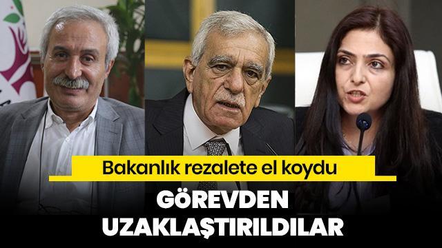 Van, Diyarbakır ve Mardin Belediyeleri PKK'dan kurtarıldı!