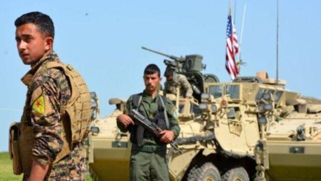 ABD'den terör örgütü YPG/PKK'ya yeni sevkiyat