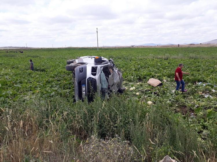 Son Dakika... Nevşehir'de kaza, 6 ölü 9 yaralı