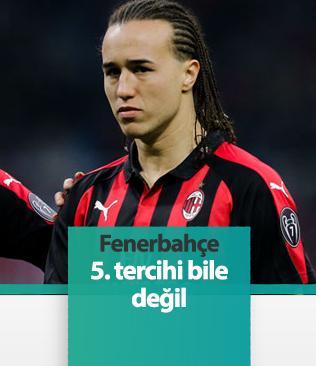 Diego Laxalt'ın Fenerbahçe'yi düşünmediği öğrenildi