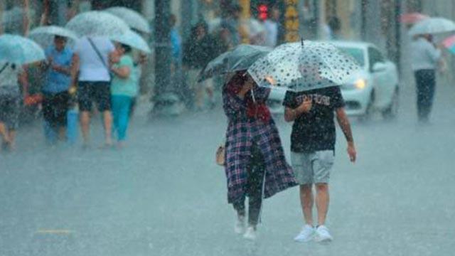Batı Karadeniz için çok kuvvetli yağış bekleniyor