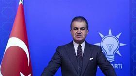 AK Parti Sözcüsü Ömer Çelik'ten flaş açıklama: Terör örgütüne destek içine giriyorlarsa buna kim seyirci kalabilir?