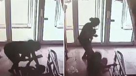 Komşusunun kızını tekme tokat dövmüştü... Kendisini böyle savundu