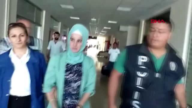 Herkes hamile sanıyordu... Polisin dikkati sayesinde yakalandı