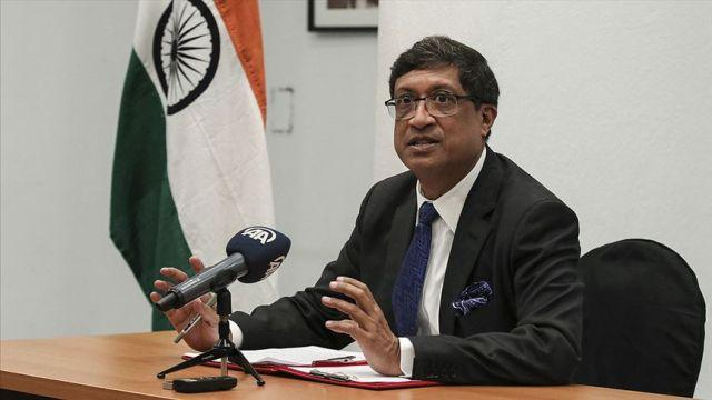 Hindistan'ın Ankara Büyükelçisi Bhattacharyya: Cammu Keşmir'de 200'den fazla okul yeniden açıldı