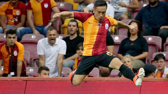 Galatasaray'ın Japon yıldızına sürpriz teklif