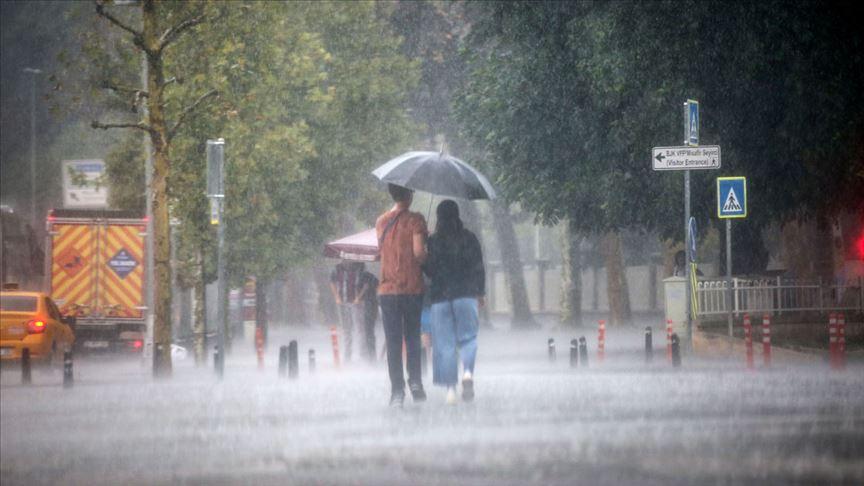 İstanbul'da 3 gün sağanak etkili olacak