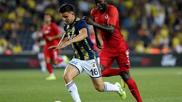 Ferdi Kadıoğlu, golünü attı Avrupa'da yankılandı