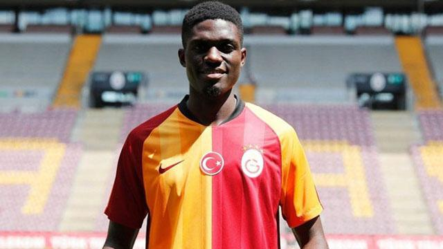 Galatasaray Ozornwafor'u Kayserispor'a kiralıyor