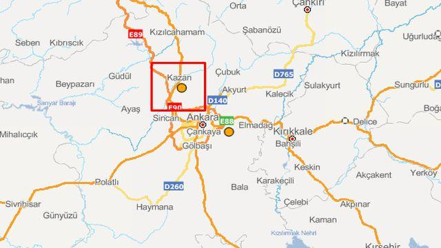 Son Dakika... Ankara'da korkutan deprem! AFAD merkez üssü ve şiddetini açıkladı