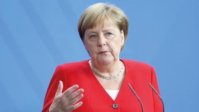 Merkel Brexit anlaşmasının yeniden müzakere edilmesine karşı çıktı