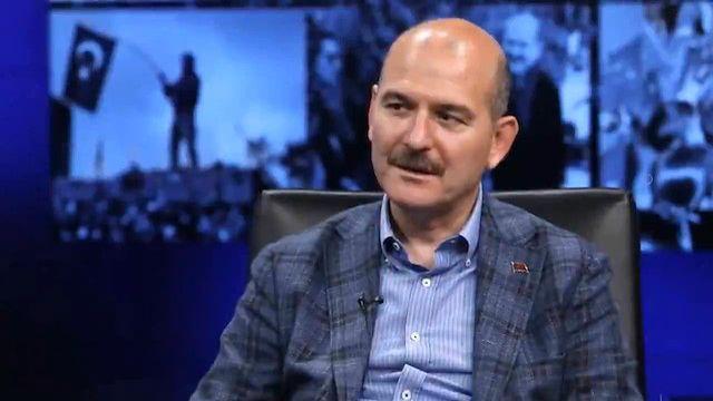 İçişleri Bakanı Süleyman Soylu: MLKP ile Amerikalılar'ın ne görüştüklerini de biliyoruz