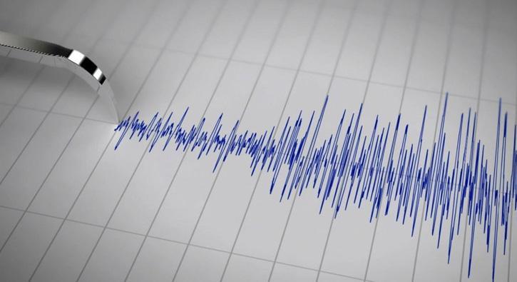 Son Dakika... Denizli'de 3,9 büyüklüğünde deprem!
