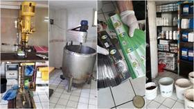 Adana'da sahte nargile tütünü imalathanesine operasyon
