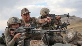 Operasyon yöneten komutan anlattı: Dağlar terörden temizlendi