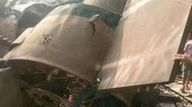 Çin'in uzay roketinin parçaları yine yerleşim alanına düştü