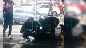 Şanlıurfa'da yakalanan canlı bombanın görüntüleri ortaya çıktı! Alçak böyle yakalandı