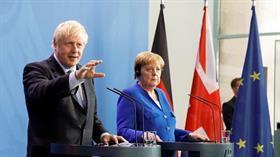 Brexit bilmecesi sürüyor! Merkel'den flaş 'tedbir maddesi' açıklaması