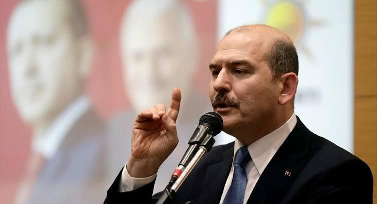 Bakan Soylu'dan CHP'ye çağrı: Demokrasinin yanında olun