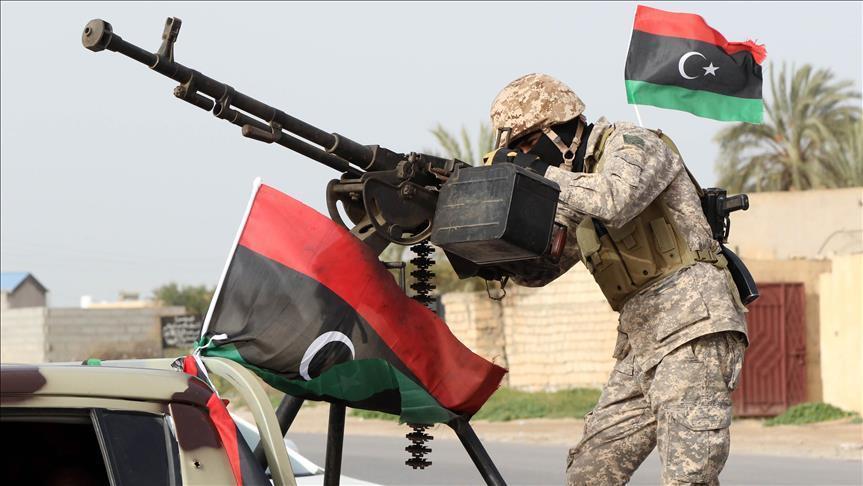 Libya'da darbeci Hafter güçleriyle UMH arasında çatışma çıktı