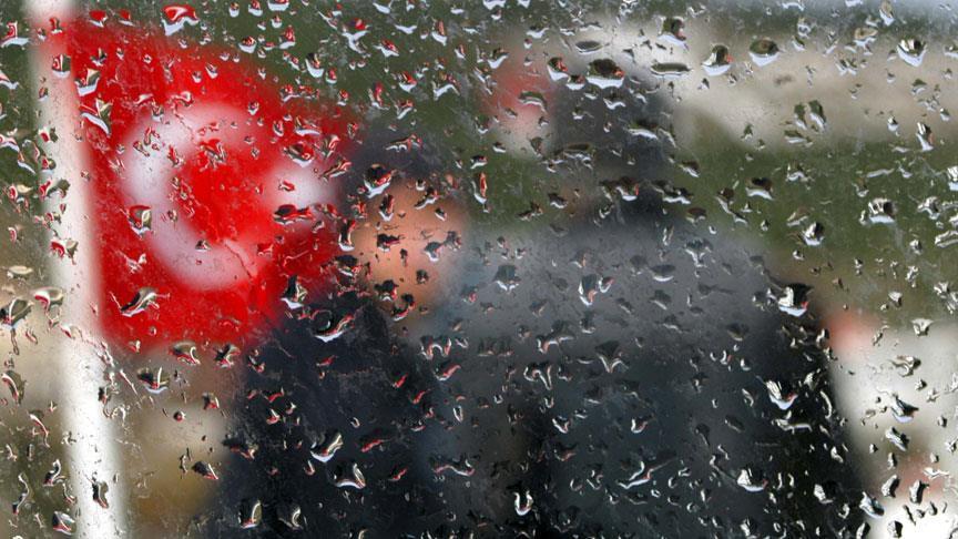 Meteoroloji'den son dakika çok kuvvetli sağanak uyarısı