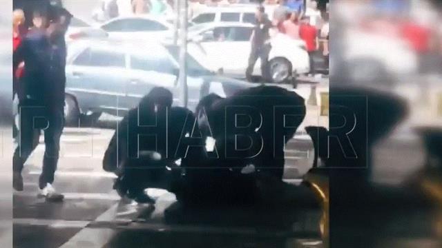 Şanlıurfa'daki canlı bombanın yakalanma anına ilişkin görüntüler ortaya çıktı