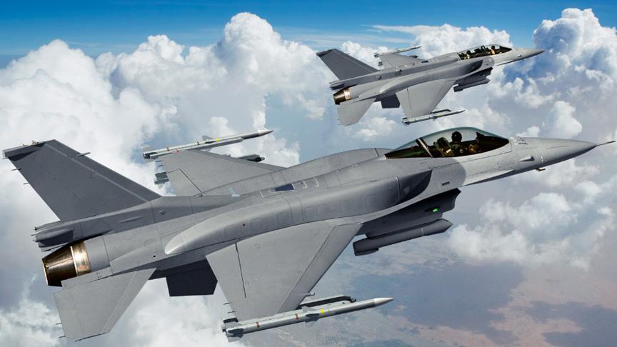 ABD'den Tayvan'a 8 milyar dolarlık F-16 satışı