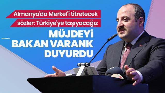 Bakan Varank açıkladı.... Uçak fabrikası Türkiye'ye geliyor