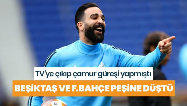 F.Bahçe ve Beşiktaş Adil Rami'nin peşine düştü