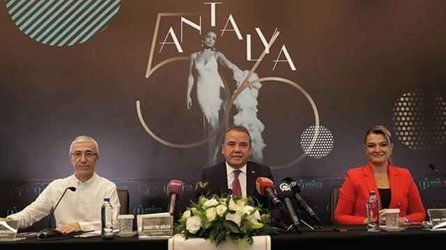 Antalya Altın Portakal Film Festivali 56. yıl heyecanı ile başlayacak