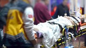 Sakarya'da merdivenden düşen kadın öldü