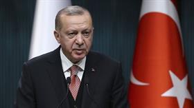Başkan Erdoğan'dan Doğu Akdeniz mesajı: Aynı kararlılıkla devam edeceğiz