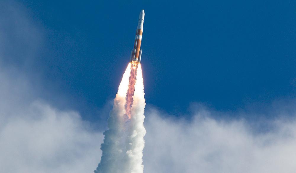 ABD Hava Kuvvetleri, yeni  GPS III uydusunu uzaya gönderdi