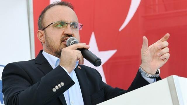 AK Parti Grup Başkanvekili Bülent Turan: Şehit yakınlarını mobbing uygulayarak işten çıkarmışlar