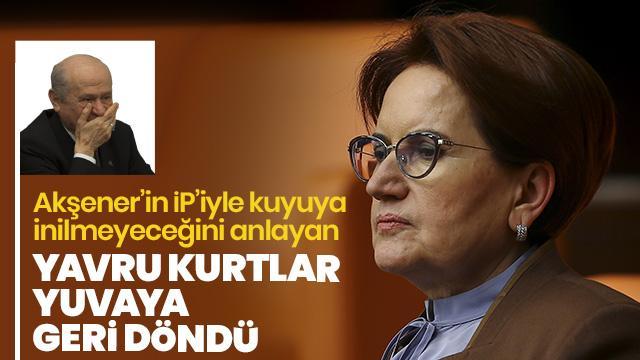 İP koptu: İstifa edip MHP'ye geçtiler