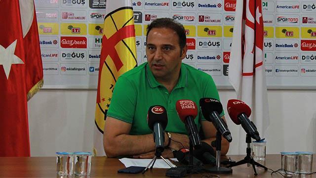 Eskişehir Teknik Direktörü Çapa'dan yönetime ültimatom