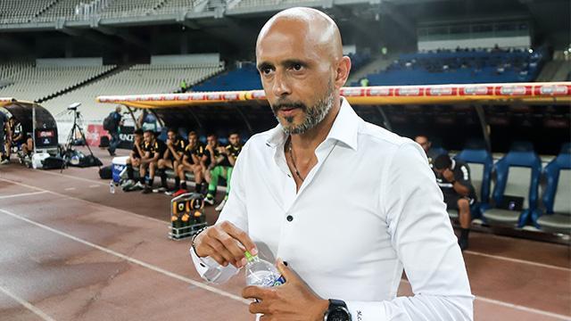 AEK Teknik Direktörü: Mutlu değiliz, daha iyi oynayabilirdik