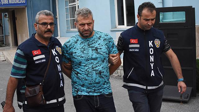 Uzaklaştırma kararı verilen koca eşini öldürmüştü! Tutuklandı