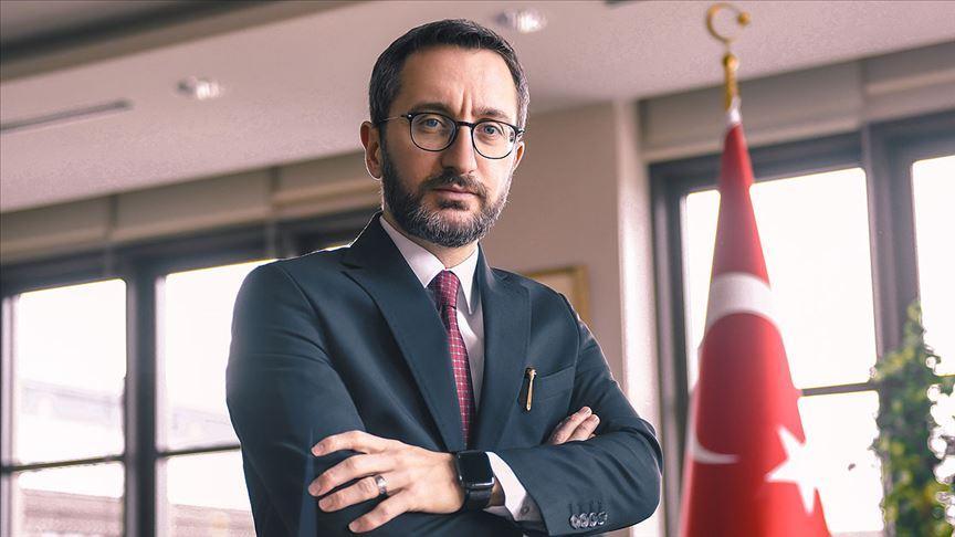 İletişim Başkanı Altun 'İkinci Vatan: Türkiye' belgeselinin Türkçe versiyonunu paylaştı