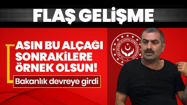 Türkiye'nin kanını donduran Emine Bulut cinayetine Bakanlık müdahil oldu