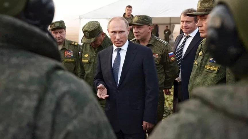 Son Dakika... Putin'den ABD'ye karşı atak: Orduya hazır olun talimatı verdi