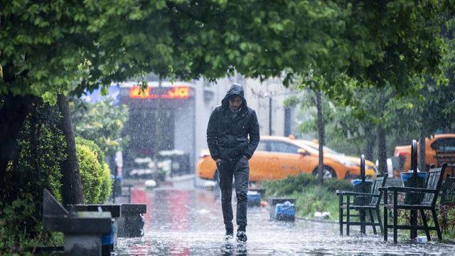 Meteorolojiden uyarı: Bu illerde gök gürültülü sağanak beklendiği belirtildi
