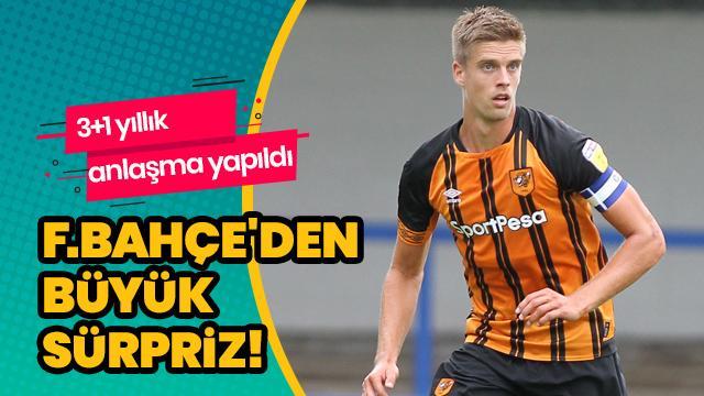 Fenerbahçe'den büyük sürpriz!  3+1 yıllık anlaşma yapıldı