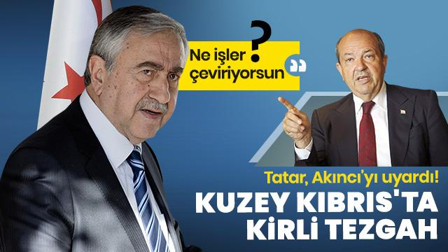 """""""Kıbrıslı Türkler dışlanırken Guterres çerçevesinde masaya gelmemiz tehlikeli"""""""