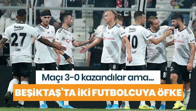 Beşiktaş'ta tartışılan iki isim Oğuzhan ve Lens