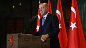 Başkan Erdoğan: 'Önce millet, önce memleket' diyen herkesle çalışmaya hazırız