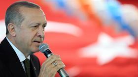 Başkan Erdoğan'dan Doğu Akdeniz çıkışı: Biz tehdit mehdit dinlemeyiz