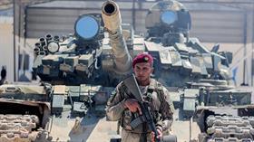 ÖSO, PKK-YPG'lilerin işgali altındaki Fırat'ın doğusunu temizlemek için Türkiye'den emir bekliyor