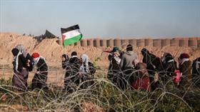 """Filistinlilerden """"uluslararası sessizlik İsrail'i cesaretlendiriyor"""" mesajı"""