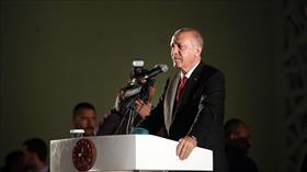 Başkan Erdoğan, Yusufeli Barajındaki incelemelerde bulundu